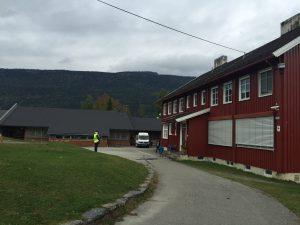 Harpefoss skule fredag 23. september